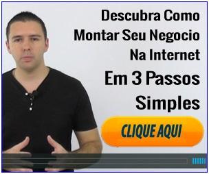 Descubra como montar seu negocio na internet em 3 passos simples